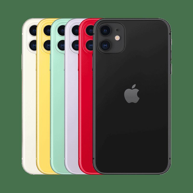 Apple iPhone 11 Weiss 64GB Hervorragend