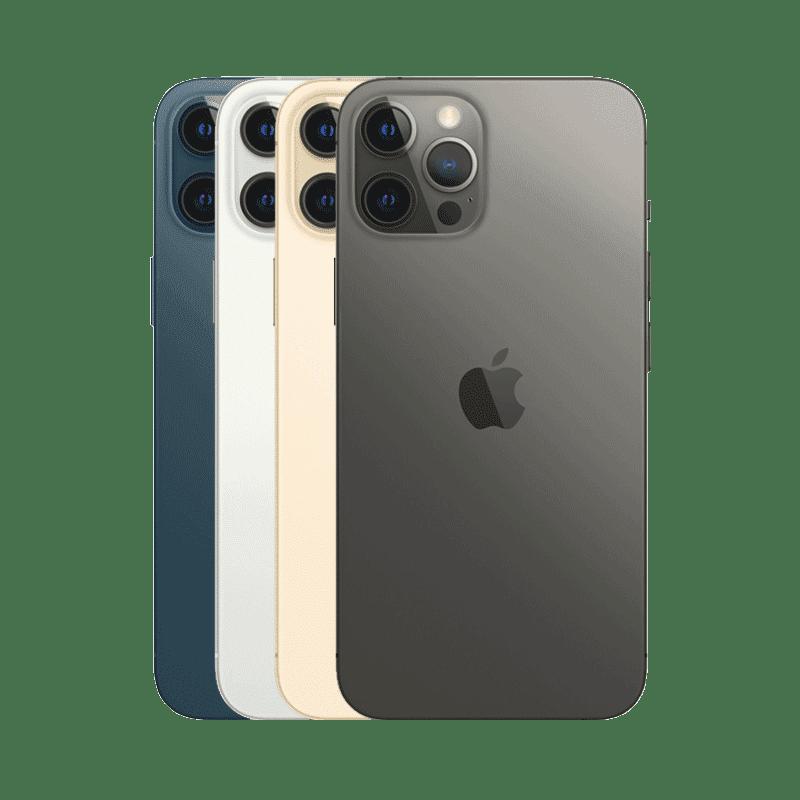 Apple iPhone 12 Pro Max Graphit 128GB Brandneu