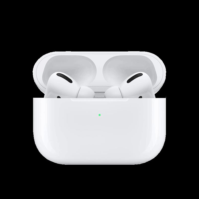 Apple AirPods Pro Kabellose Kopfhoerer mit kabellosen Ladecase